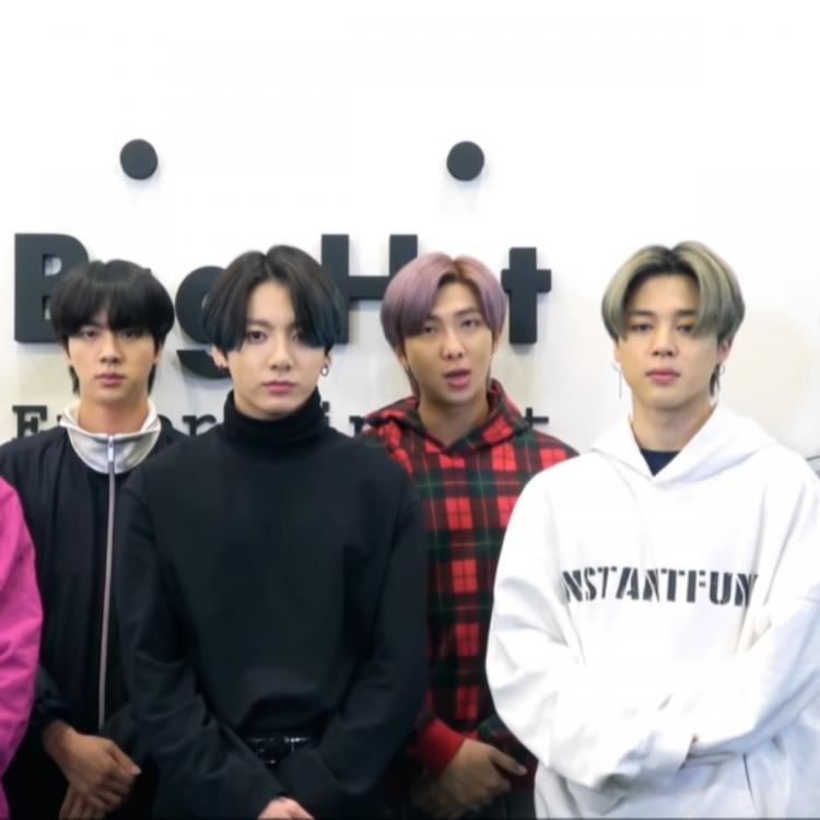Heartbroken BTS members urge ARMY to stay strong amid the Coronavirus outbreak; Watch Video