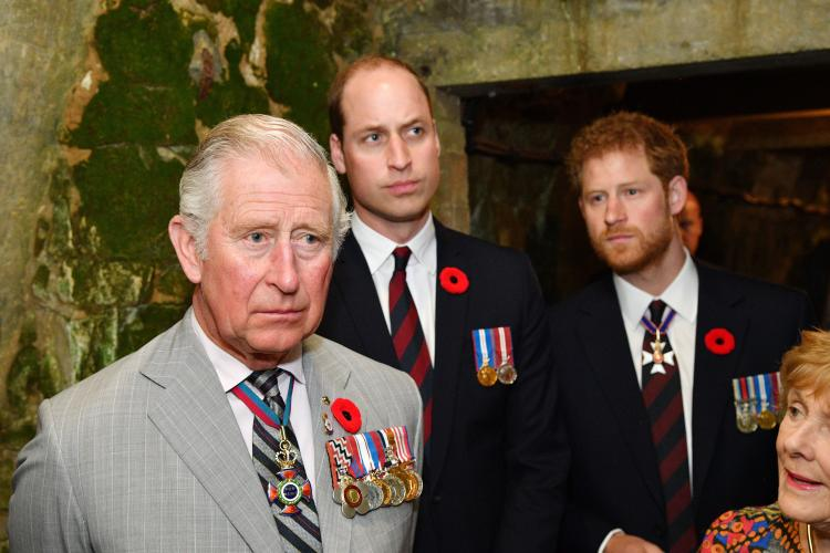 Clarence House confirmed the news that Prince Charles had tested positive for coronavirus.