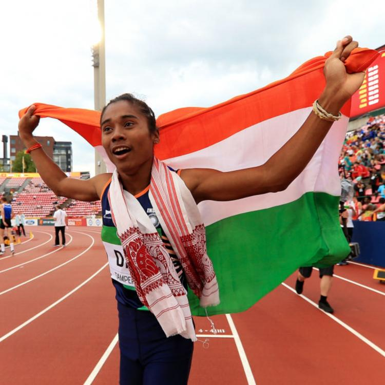 Hima Das: All you need to know about the woman who clinched 4 gold medals in 15 days