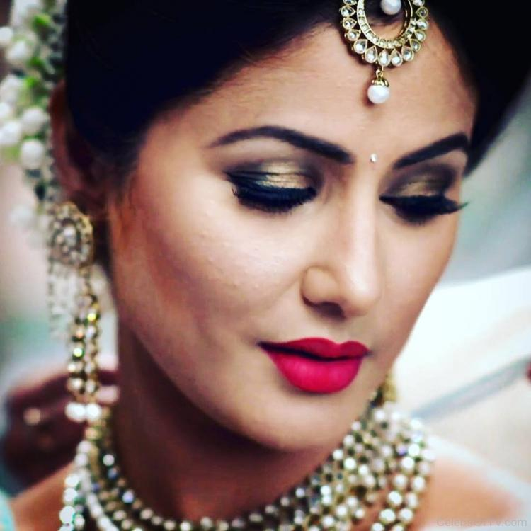 Hina Khan Refuses To Play Mother In Law Naksh And Taras Wedding Be Called Off
