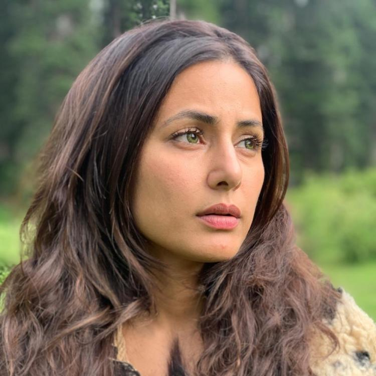 Hina Khan's FIRST look as a blind girl from her debut Indo Hollywood film Country Of Blind is intriguing