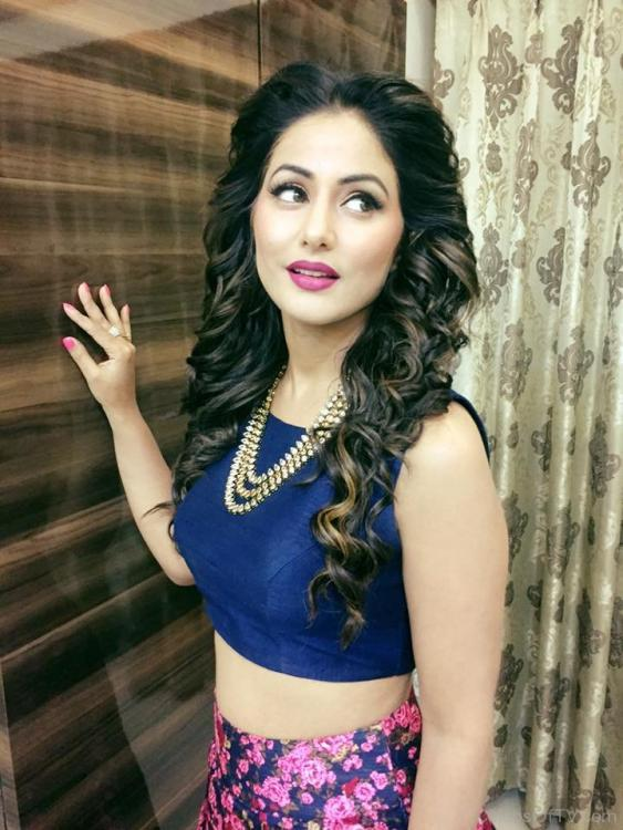 Hina Khan S Stylist Clears The Air On Her Jewellery Fraud