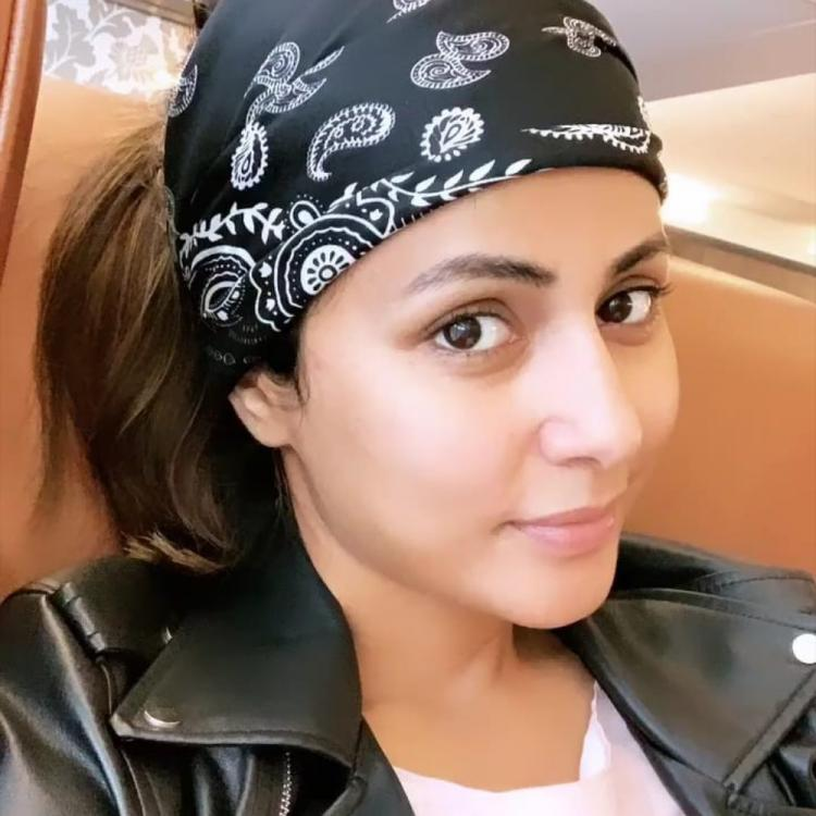 Hina Khan is living life to the fullest in New York and her latest photo from the Big Apple is proof; See Pic