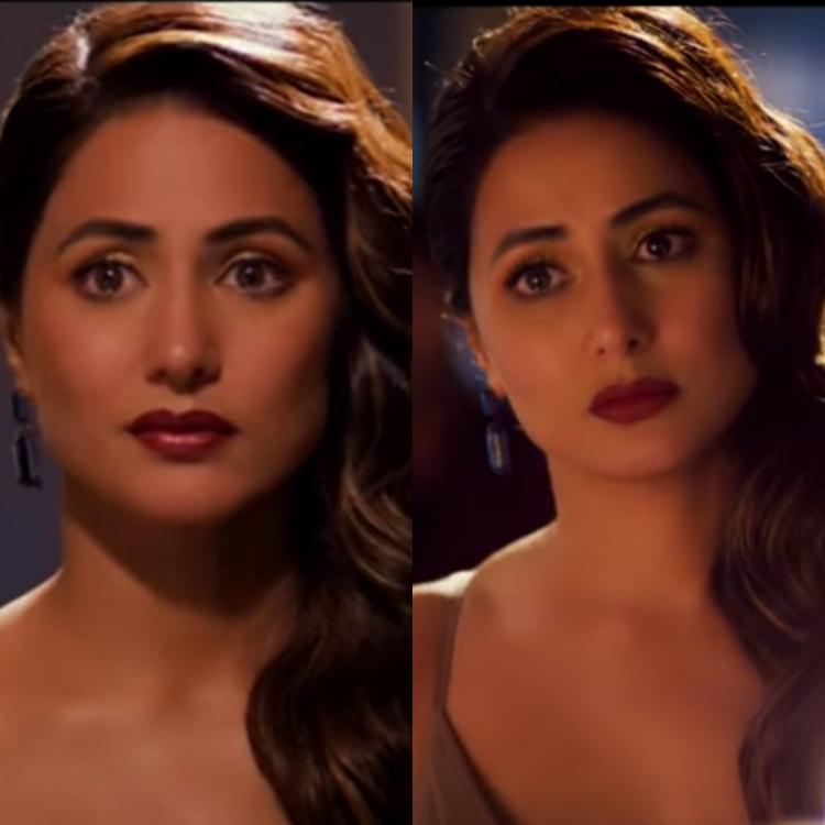 Hina Khan's romantic and emotional song 'Ab Na Phir Se' from film Hacked hits the right chord; Watch Video