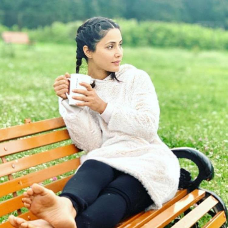 Hina Khan's latest post is the kind of positivity we all need in life to beat the mid week blues; check it out