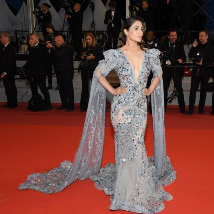 Cannes 2019: Hina Khan gives it back to everyone questioning her credits; says I will make my own place