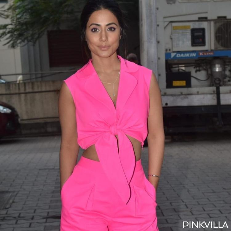 Hina Khan on doing a bold script like Hacked: I had to prepare myself a bit, it was not that easy
