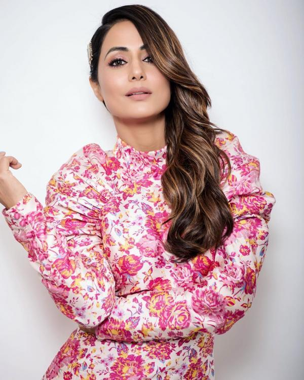 EXCLUSIVE: Hina Khan reveals her biggest critic and what would be her last meal on Earth; Watch