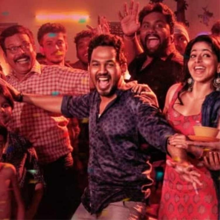 Naan Sirithal Twitter Review: Here's what netizens have to say about the Hiphop Adhi and Ishwarya starrer