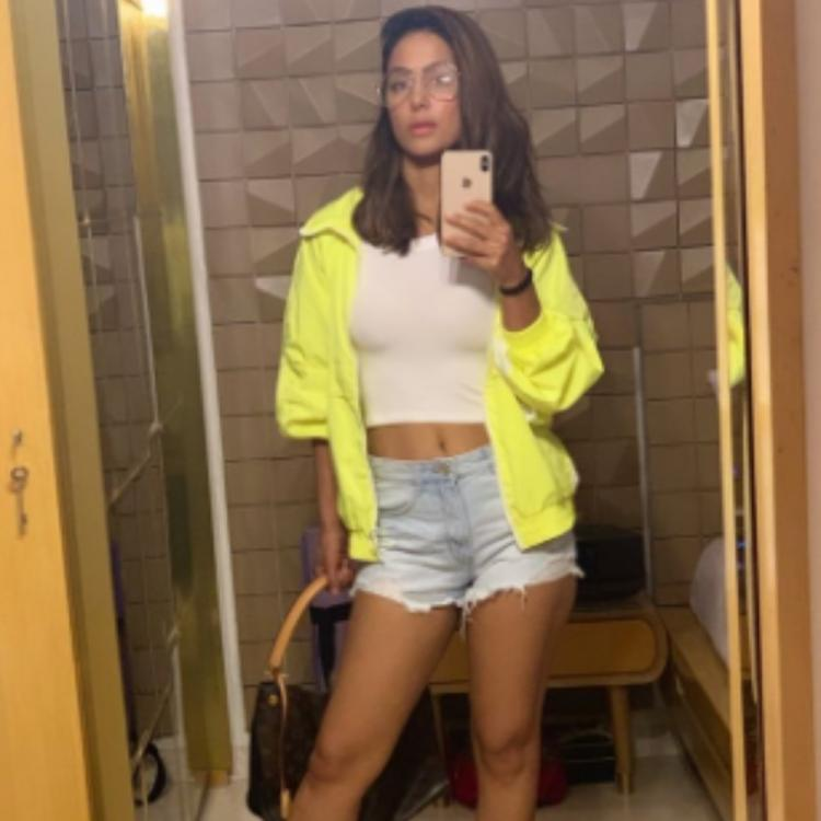 Hina Khan aces the style game in her latest picture; Check it out