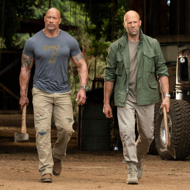 Hobbs & Shaw has crossed the Rs 50 crore mark at the India box-office.