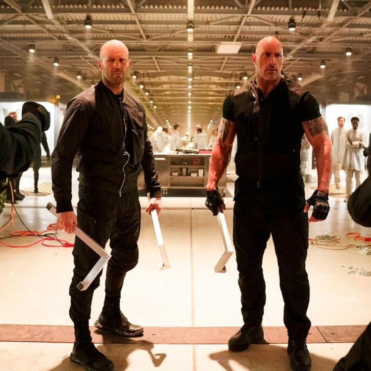 Hollywood Movie Releasing This Week: Dwayne Johnson and Jason Statham's Fast & Furious Presents: Hobbs & Shaw
