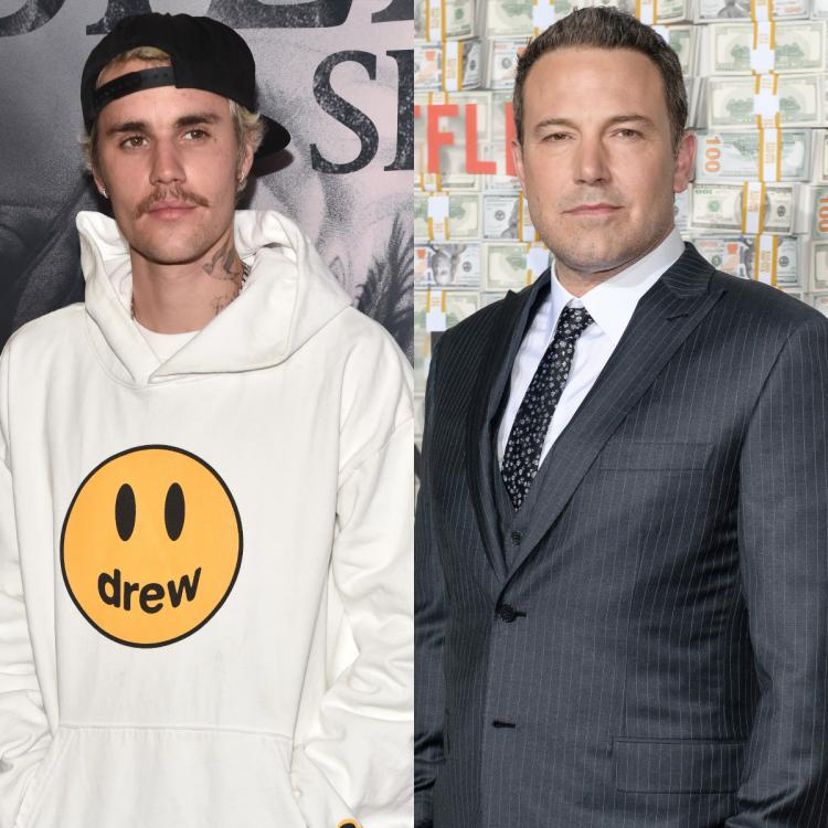 justin bieber,Ben Affleck,BTS,Hollywood