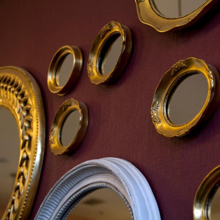 10 Unique Home Decor tips and ideas to decorate your abode with mirrors