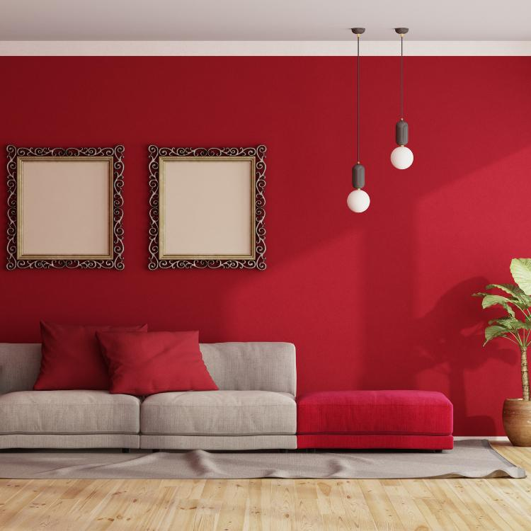 Home Décor: 8 Tips to use different colours to pair up with RED
