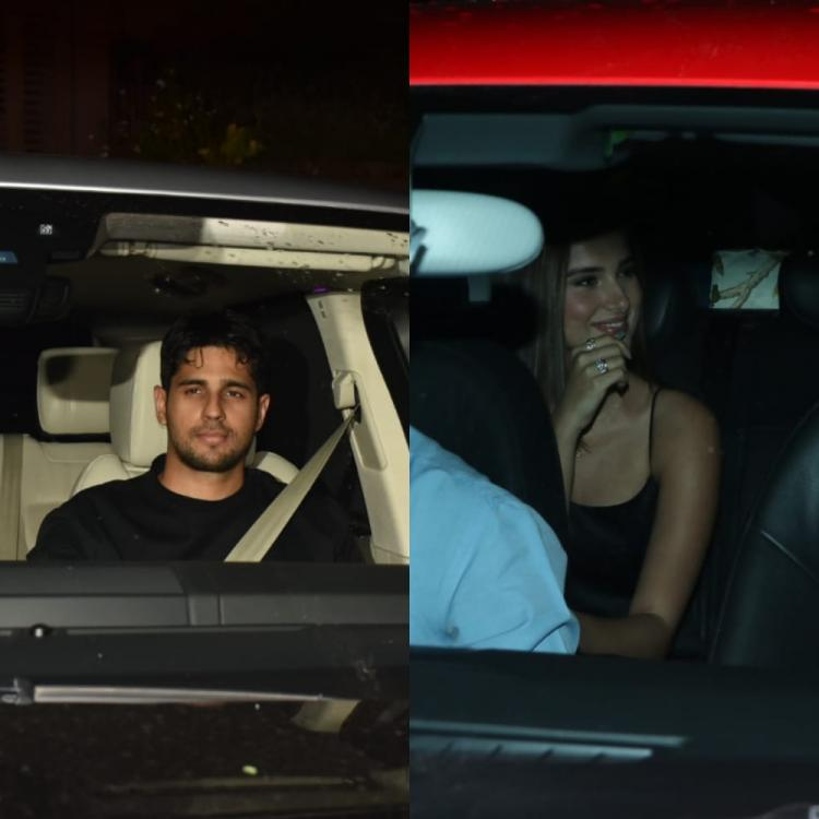 PHOTOS: Sidharth Malhotra, Tara Sutaria, Sonakshi Sinha and others arrive at Karan Johar's birthday party