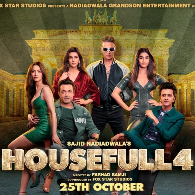 Housefull 4 Box Office Collection Day 6: Akshay Kumar's film to become a HIT as it continues to rake in moolah