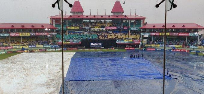 India vs South Africa 1st T20I: Match abandoned without a ball played due to rain