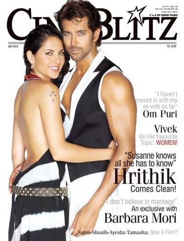 Image result for hrithik roshan barbara mori