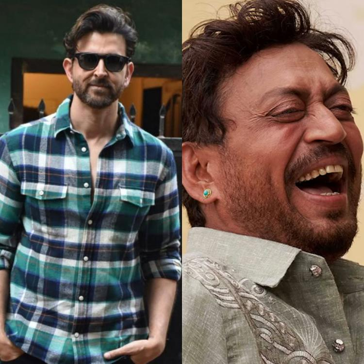 Angrezi Medium: Hrithik Roshan hails Irrfan's positive approach; Says 'My love and prayers are with you'