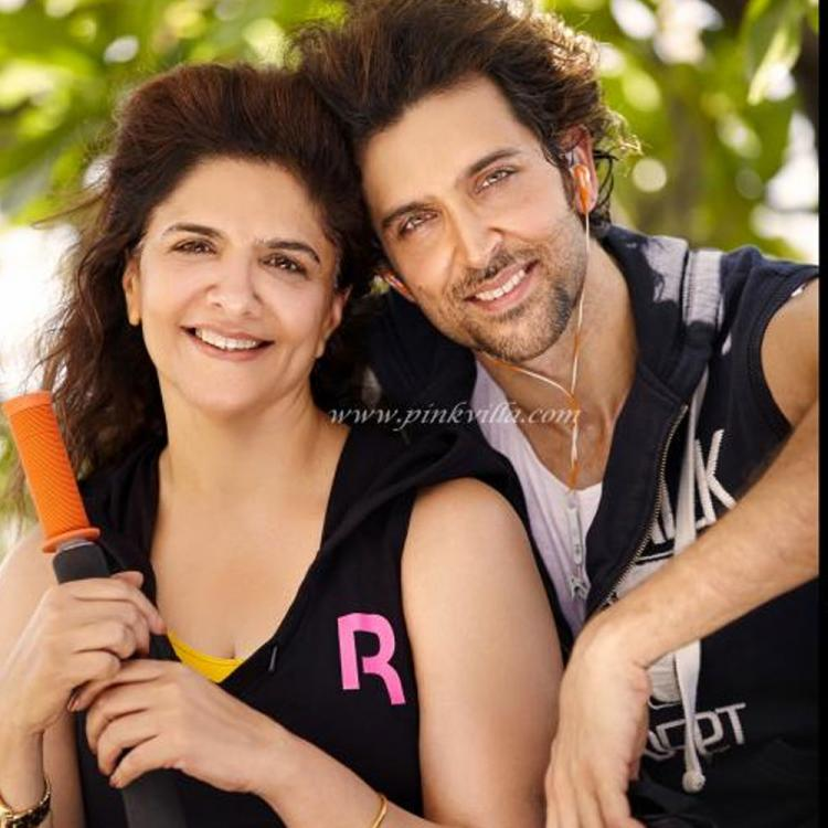 Hrithik Roshan's mother Pinkie Roshan pens an emotional note on his birthday; Shares pics of his brain surgery