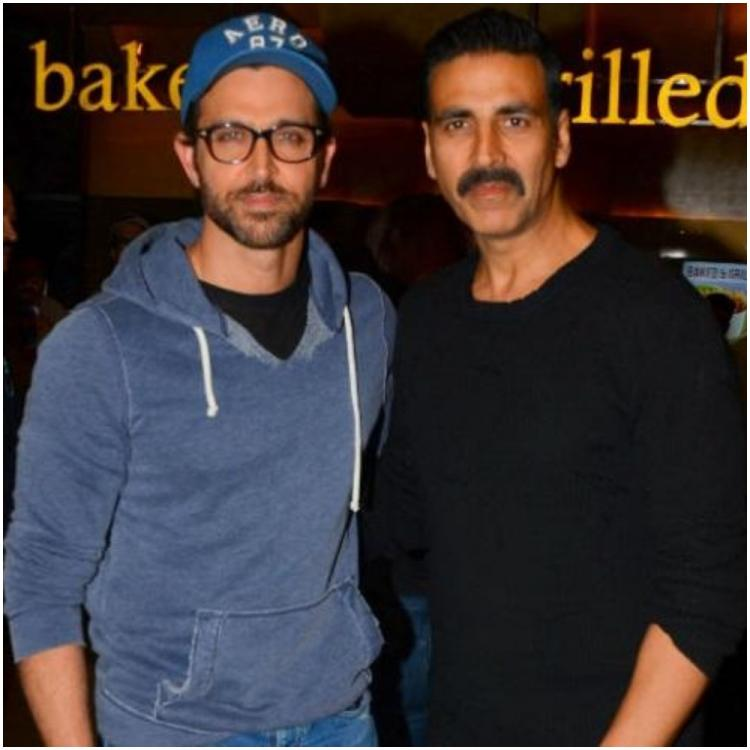 Hrithik Roshan and Akshay Kumar approached to star in a massively planned mythological drama?