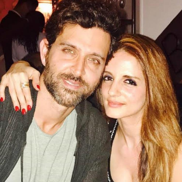Hrithik Roshan on Sussanne Khan: I share a wonderful relationship with her; She's still a huge part of my life