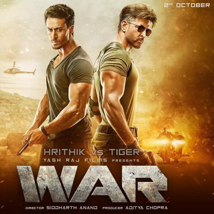 War director Siddharth Anand has this to say about Hrithik and Tiger; Read On