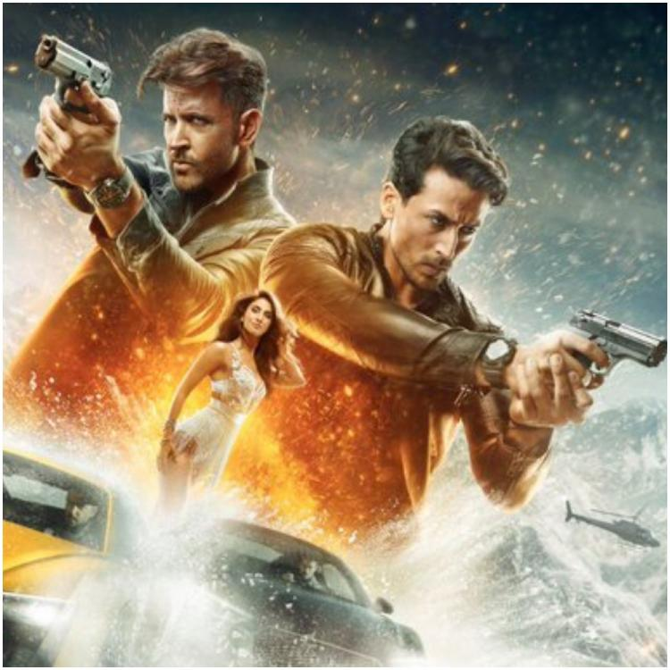 War: Hrithik Roshan, Tiger Shroff and Vaani Kapoor share a new poster of their action flick; Check it out