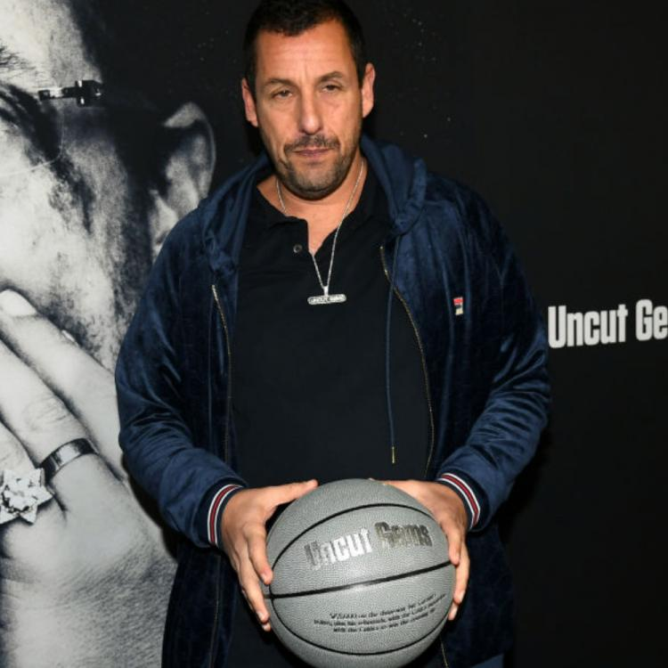 Hustle: Adam Sandler roped in to play a basketball scout in LeBron James' Netflix film