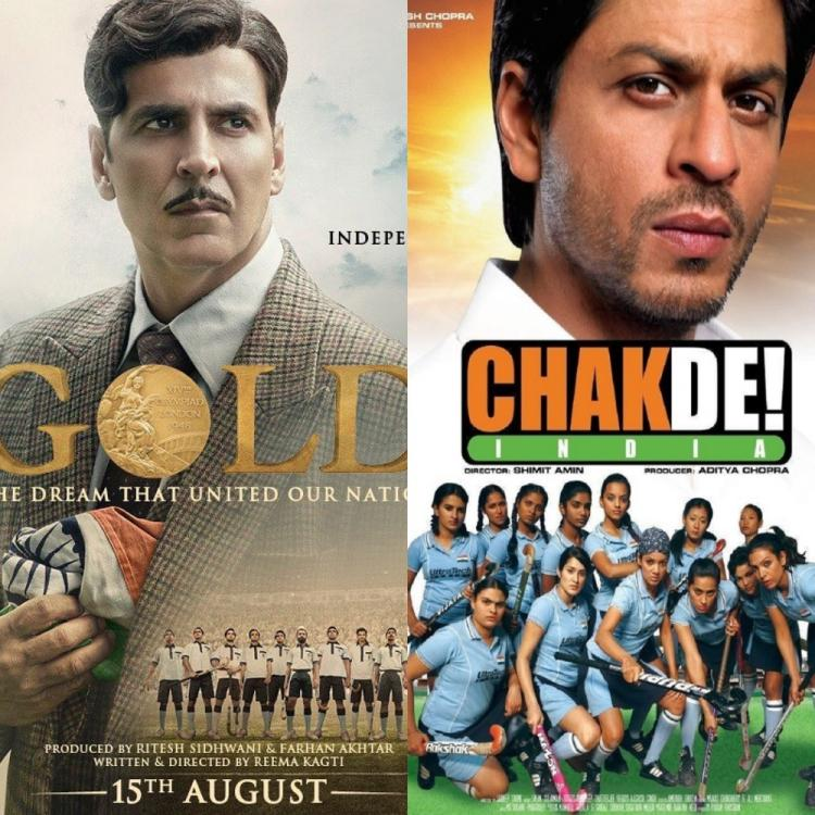 Independence Day 2019: Akshay Kumar's Gold to Shah Rukh Khan's Chak De India, films that owned the box office