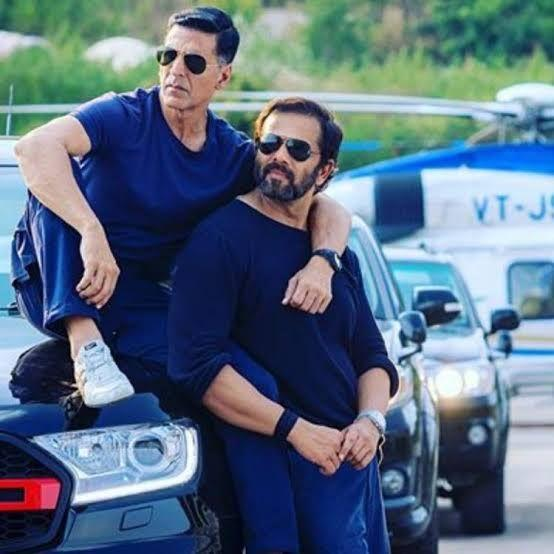 Rohit Shetty says he was a stunt double for Akshay Kumar