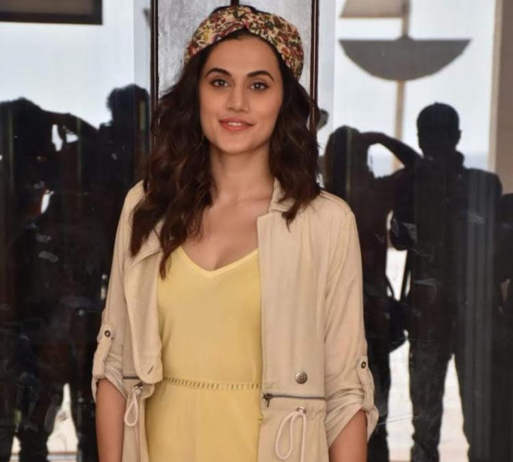 This is what Taapsee Pannu has to say about her movie role choices