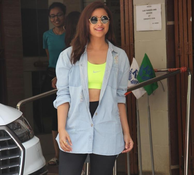 Parineeti Chopra on tuesday took to social media to share details of her erratic three week schedule