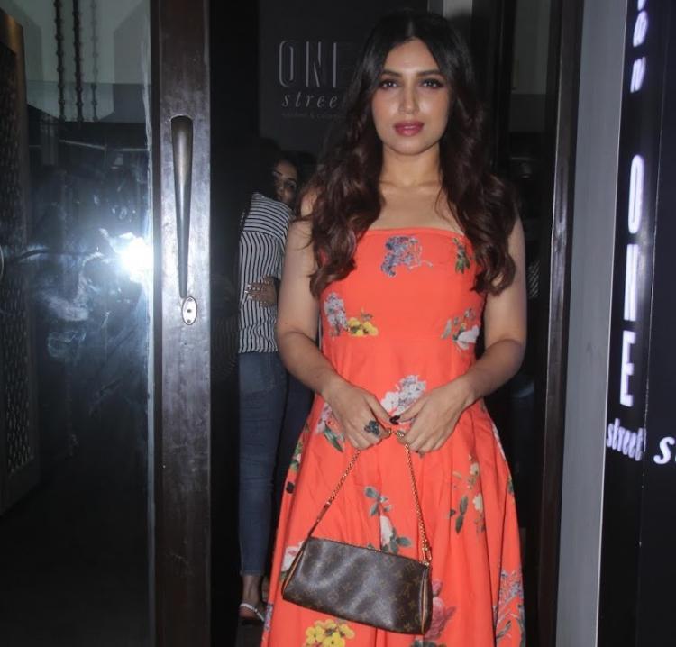 The script of Pati Patni Aur Woh is hilarious and most importantly it's good content says Bhumi Pednekar