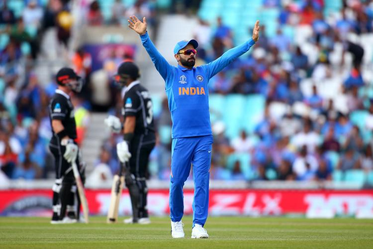 India vs New Zealand, World Cup 2019: When and where to watch live streaming