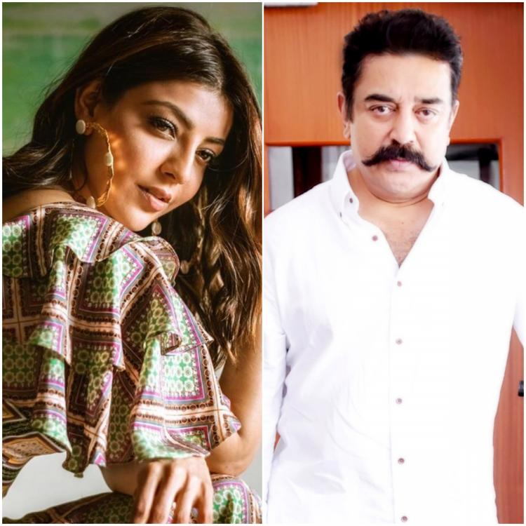 Indian 2: Kajal Aggarwal to be seen in the flashback portions with Kamal Haasan; Details InsideIndian 2: Kajal Aggarwal to be seen in the flashback portions with Kamal Haasan; Details Inside