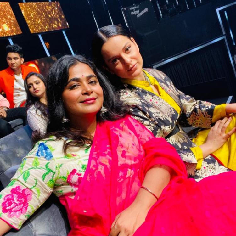 Indian Idol 11: Kangana Ranaut and Ashwiny Iyer grace Neha Kakkar's show to promote Panga