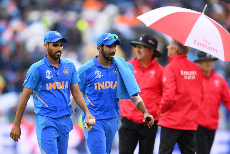 India vs New Zealand, World Cup 2019 semi-final: India's different DLS targets