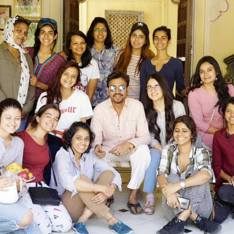 Irrfan, Kareena Kapoor Khan & Radhika Madan starrer Angrezi Medium wraps up, announces director Homi Adajania