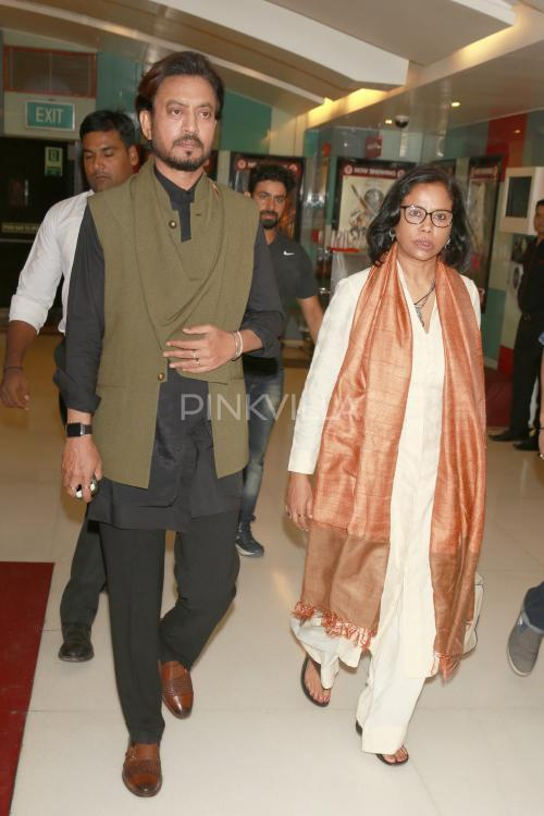 Irrfan's wife Sutapa pens an emotional post thanking everyone; Says, 'It was the longest year of our life'