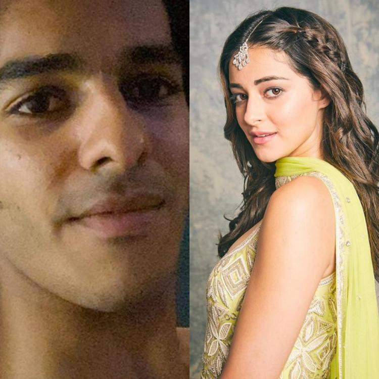 Ananya Panday has a nick name for Khaali Peeli co star Ishaan Khatter; Check it out