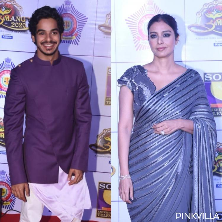 Umang 2020: A Suitable Boy actors Tabu & Ishaan Khatter grace the event with others