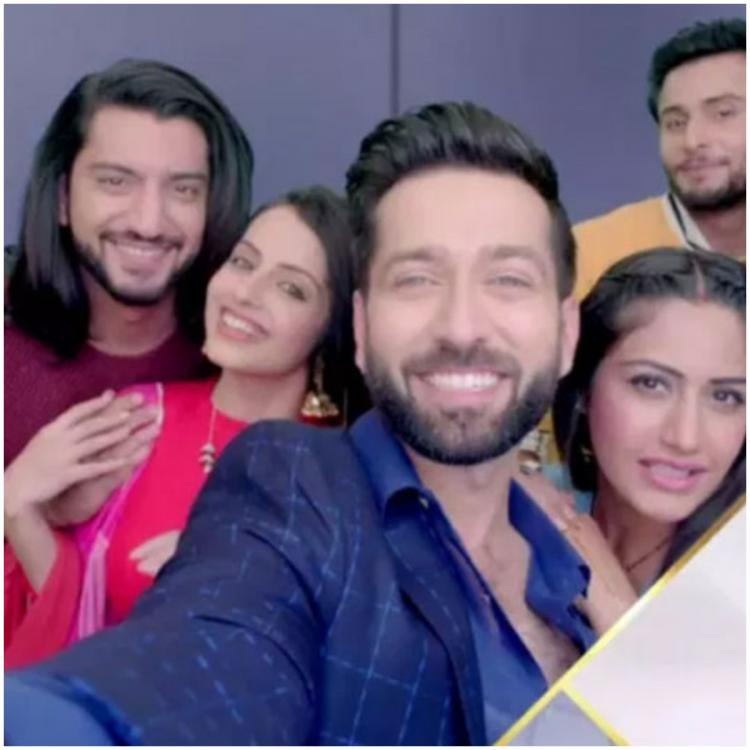 Ishqbaaaz: Here is how the Surbhi Chandna and Nakuul Mehta starrer would look like 30 years later