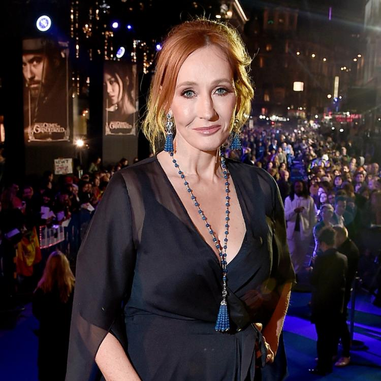J.K. Rowling surprises fans with Harry Potter's origin; Says the concept came to her while on a train journey