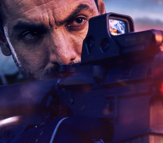 John Abraham back with genre that he loves with Attack