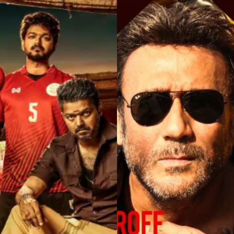 Jackie Shroff shares his experience of working with Thalapathy Vijay, Says 'he is absolutely a decent boy'