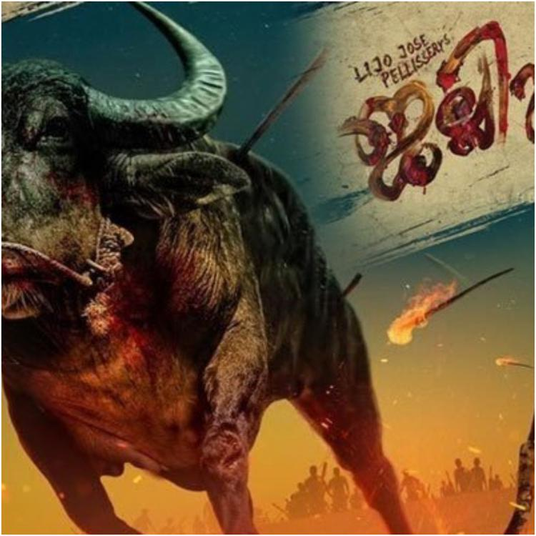 Jallikattu Movie Review : A spectacularly frenzied tale of machismo versus wild