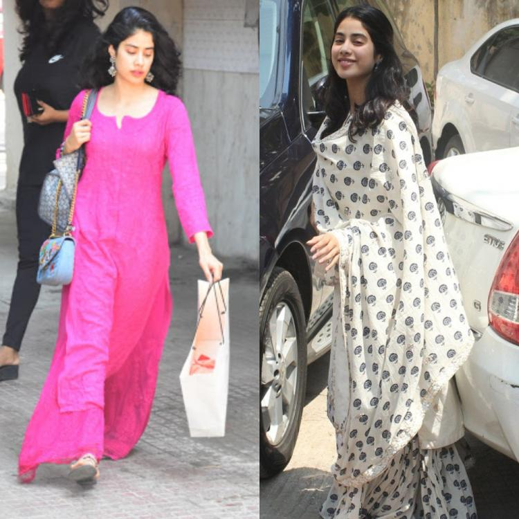 Janhvi Kapoor has aced the summer look, Find out