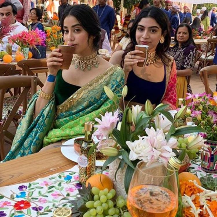 Janhvi Kapoor's birthday wish for her 'lifeline' Khushi Kapoor is full of love; Check out unseen pics & videos